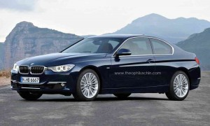 bmw 4 series rendering