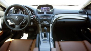 2012-Acura-TL-SH-AWD-6MT-Interior-View