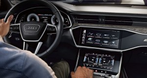 Audi a7 2019 Interior dual display